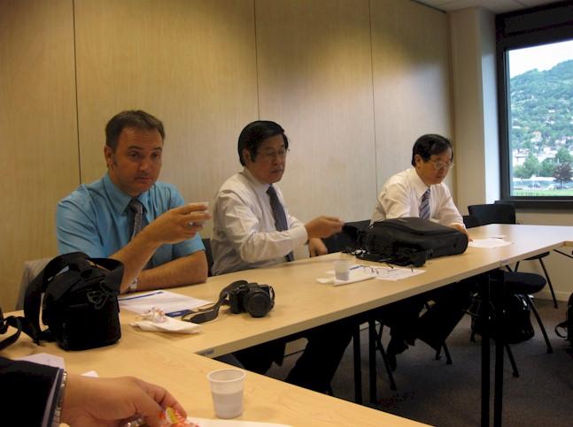 International Research Institute MICA - The 1st top